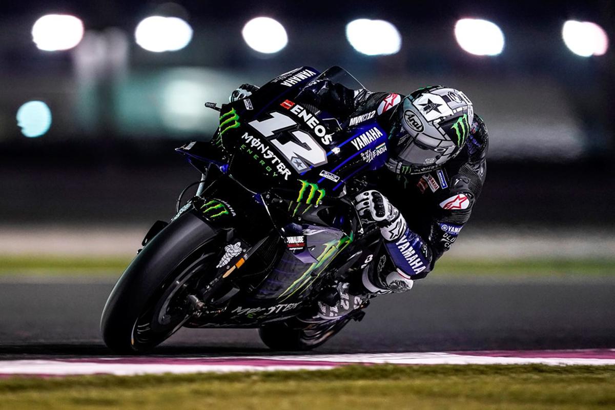 MotoGP qualifiche gp qatar 2019 - vinales