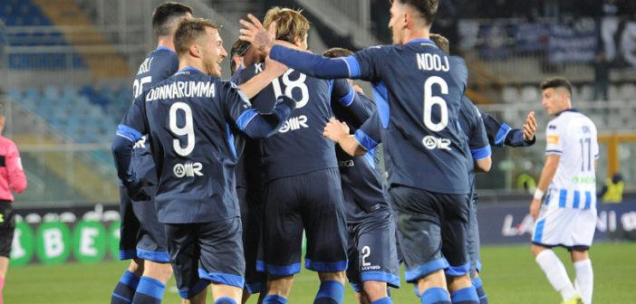 """Il Brescia ci crede: le """"rondinelle"""" vogliono la A"""