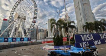 Anteprima ePrix Hong Kong 2019