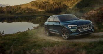 EV vendita globale Audi e-tron