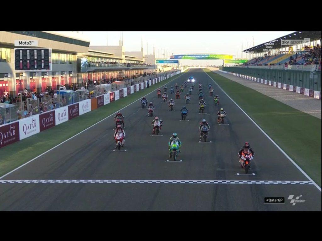 Pagelle Moto3