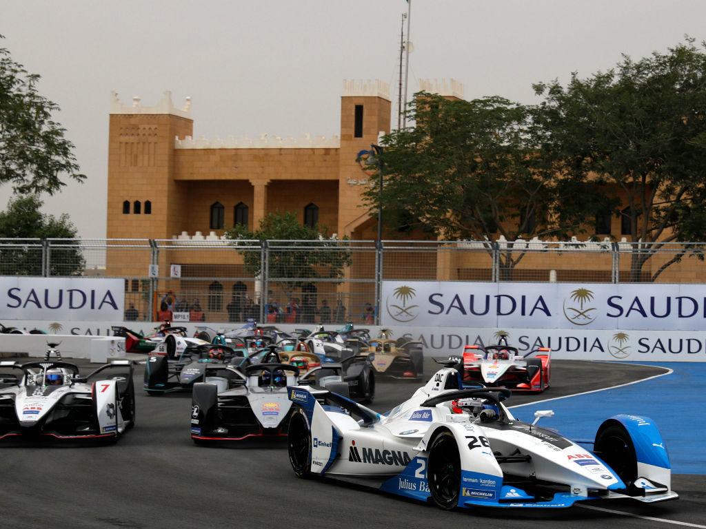 Formula E direzione gara ed organizzazione drive through