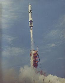 Il lancio dello Gemini 8  (foto dal web) #MMIToday |Da Magellano a Kosen-rufu
