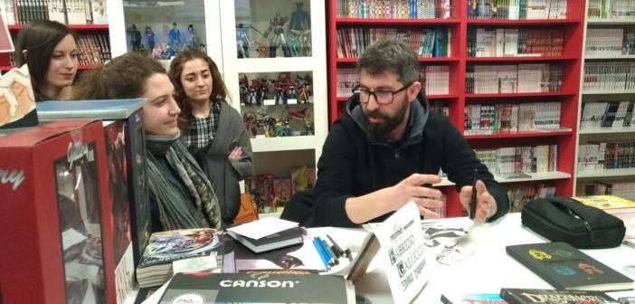 Fabrizio Galliccia parla di sé a InfoNerd