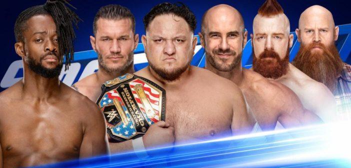 Smackdown Live 19/03/19 : il New Day lascia la WWE?