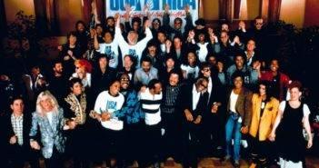 7 marzo 1985 viene pubblicata We Are The World degli USA for Africa immagine web
