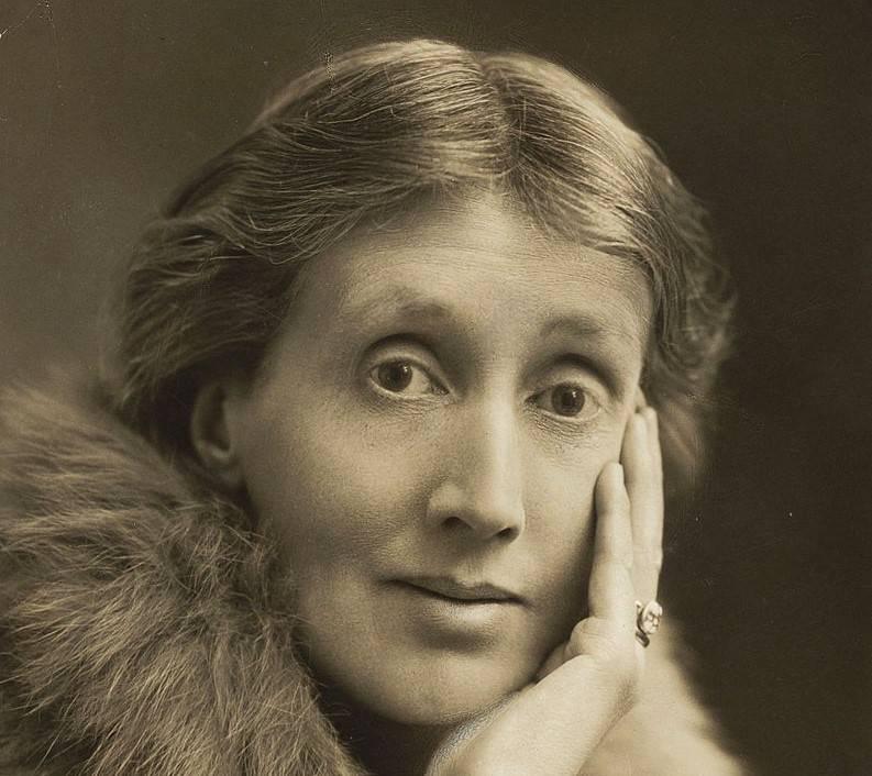 Virginia Woolf in una foto del 1927. Anche lei è morta il 28 marzo.