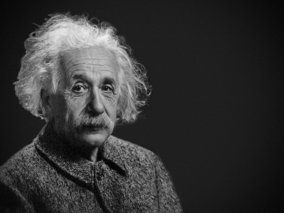 Albert Einstein, uno degli scienziati nati nel Pi Greco Day