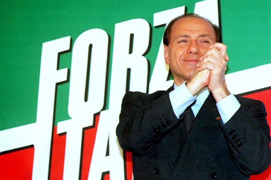 Silvio Berlusconi vince le elezioni 94 - immagine web quentin tarantino