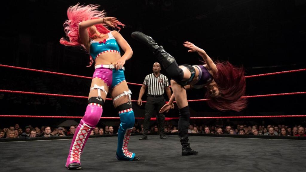 Kay Lee Ray debutta ad NXT UK