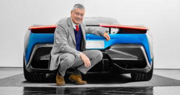 Paolo Pininfarina Battista Automobili Pininfarina