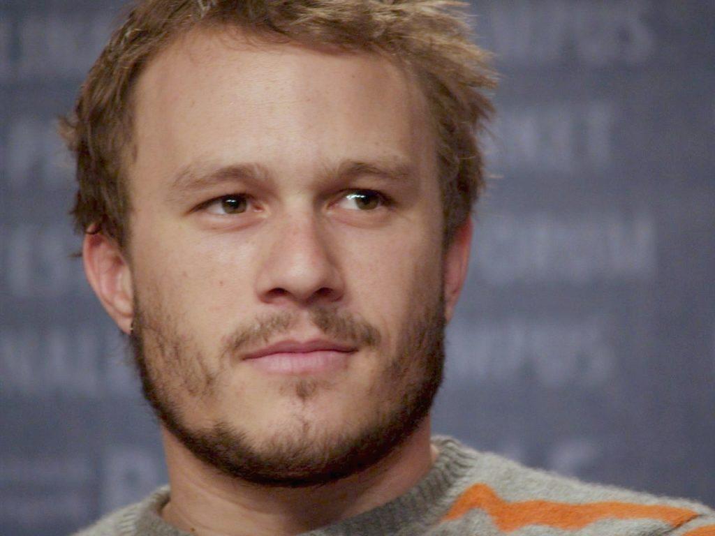 Un ritratto ravvicinato di Heath Ledger