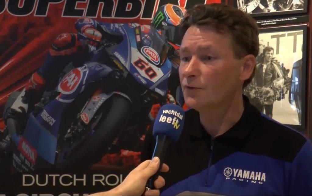 SBK Ten Kate Racing Ronald