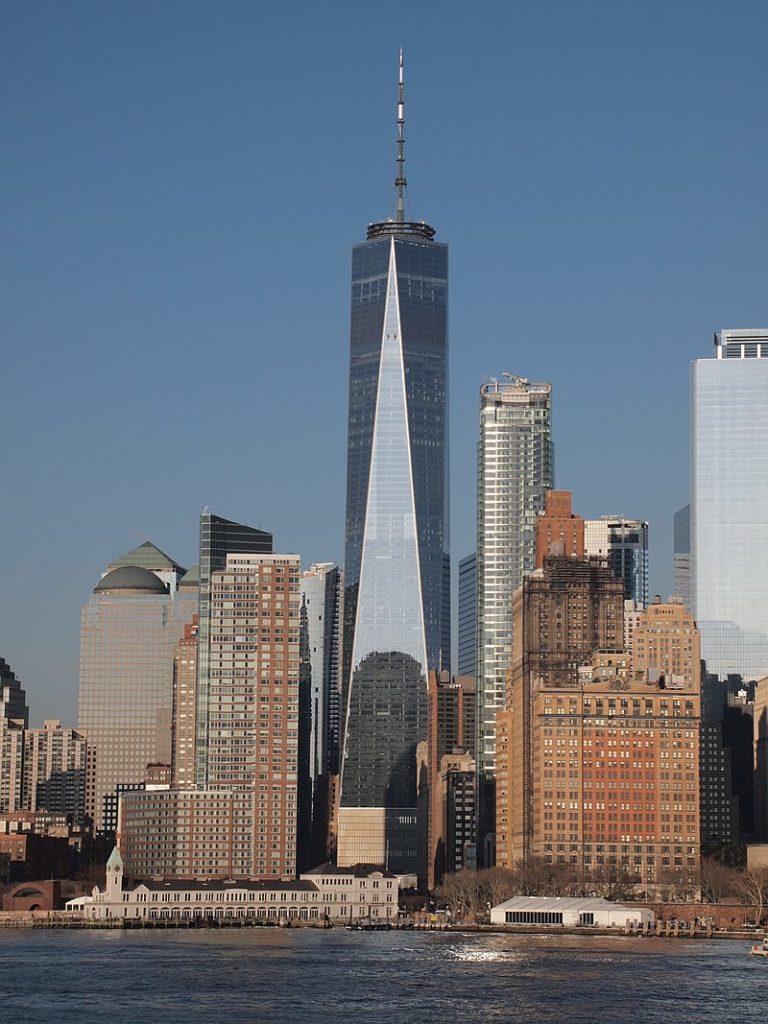 La Freedom Tower o One World Trade Center di New York. (foto dal web) MMI Today | La giornata mondiale del disegno