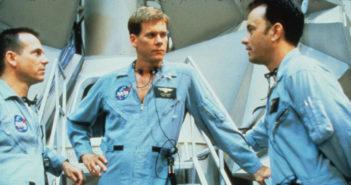 Una scena del film Apollo 13 di Ron Howard del 1995.