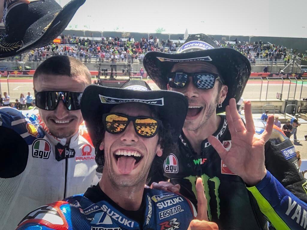 Gara MotoGP Austin 2019 | Il podio