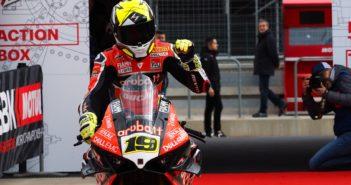 Superpole Race Aragon 2019 Bautista