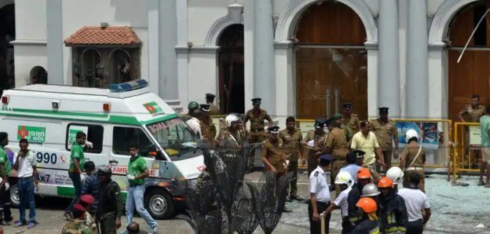 Sei attentati in Sri Lanka, il giorno di Pasqua