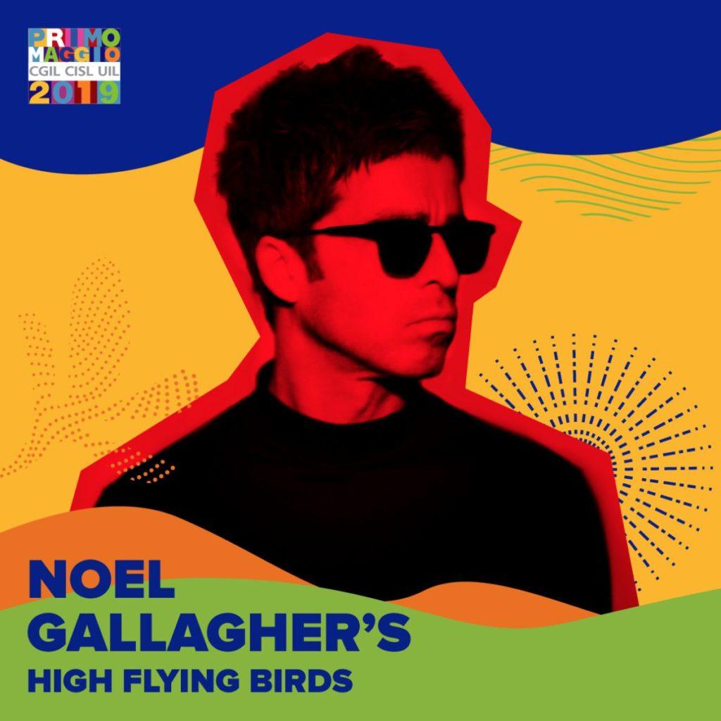 Noel Gallagher torna in Italia per il Primo Maggio