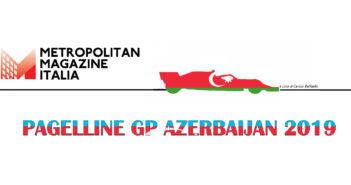 Pagelline gp azerbaijan 2019