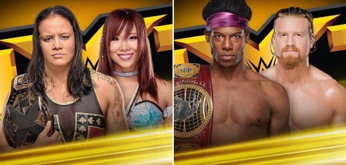 NXT 17/04/19: due grandi difese titolate per lo show giallo