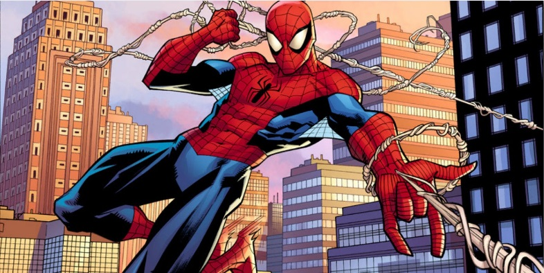 (Dettaglio di una tavola di Ryan Ottley per The Amazing Spiderman. Credits: RedCapes)