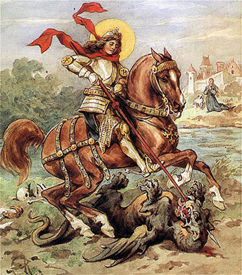 San Giorgio - immagine graphomania