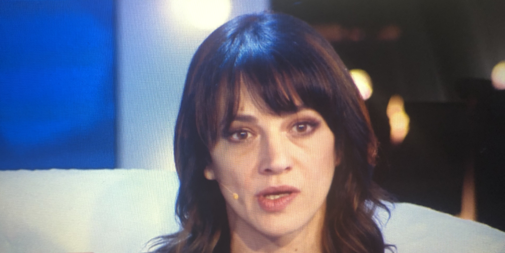 """Asia Argento di Live-Non è la D'Urso – Photo Credit: www.liberoquotidiano.it""  Morgan"