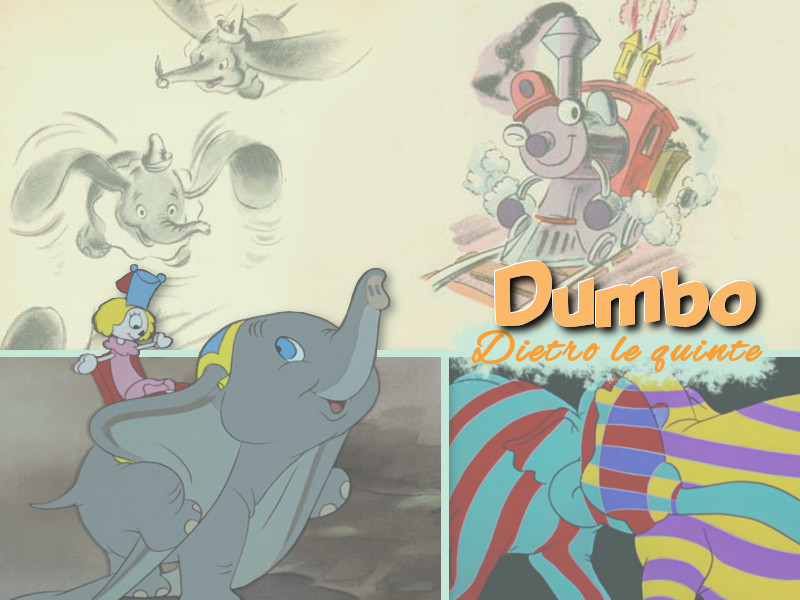 Dumbo Dietro Le Quinte Del Cartone Disney Metropolitan Magazine