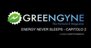 Energy Never Sleeps capitolo 2
