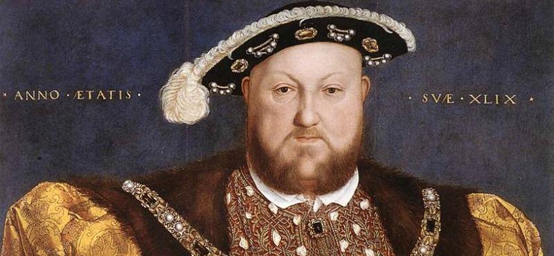Enrico VIII - Immagine web giornata della terra