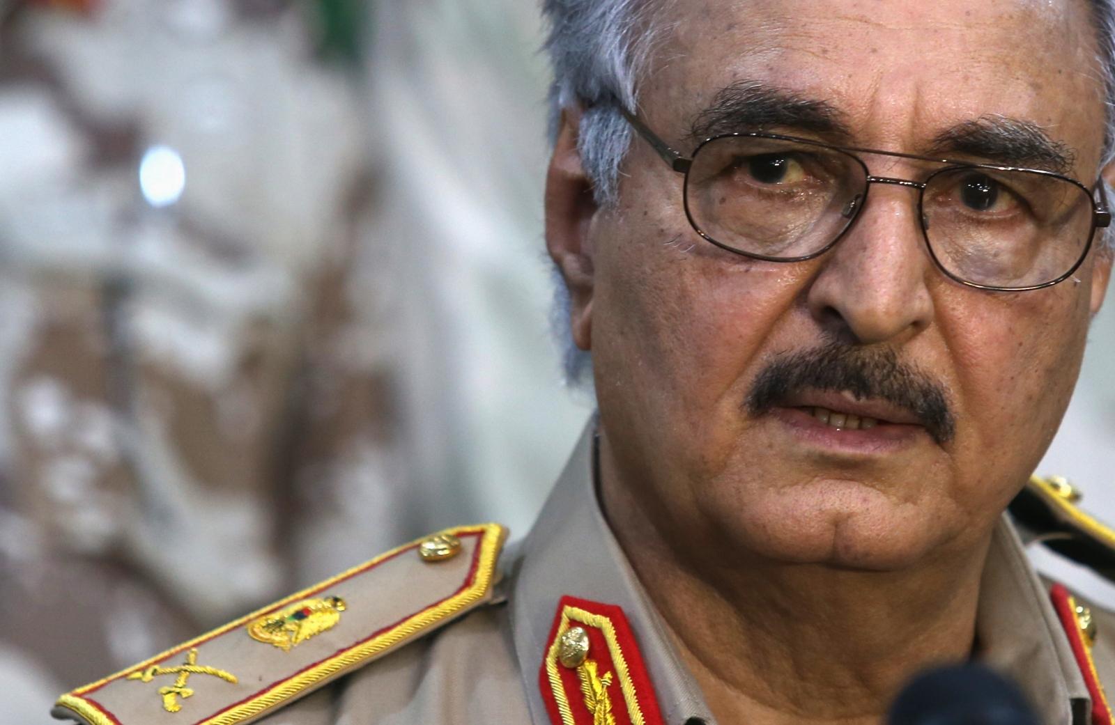 Libia, Trump chiama Haftar: