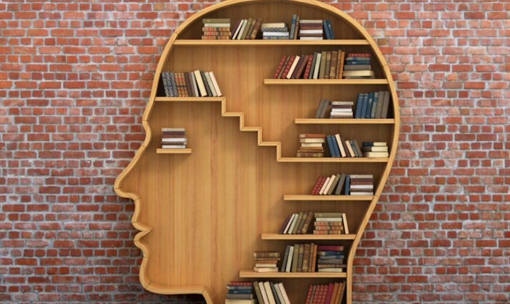 I libri sono cibo per la mente