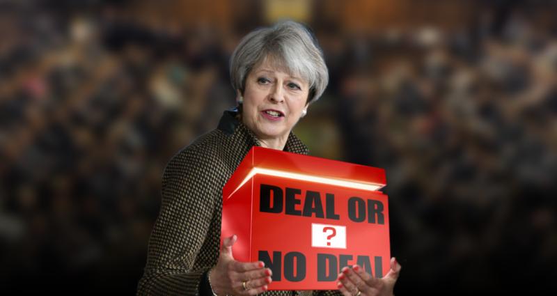 Dopo il voto di ieri del parlamento inglese il no deal for Parlamento ieri