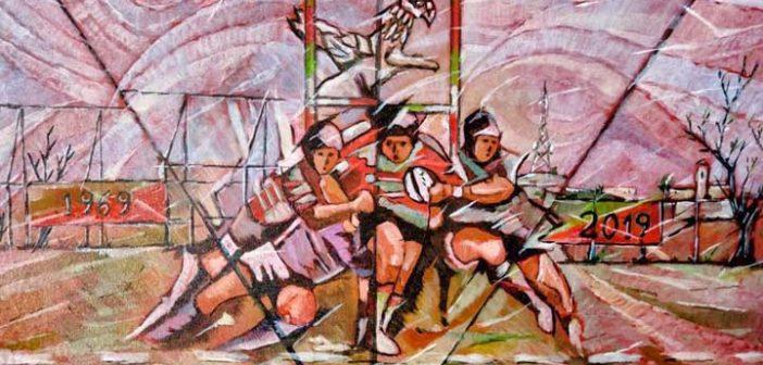 Rugby | Cinquant'anni e non sentirli: grandi festeggiamenti per il rugby Segni