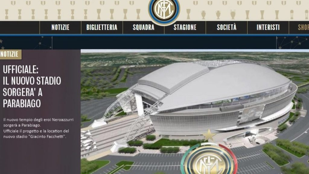 Nuovo stadio Inter