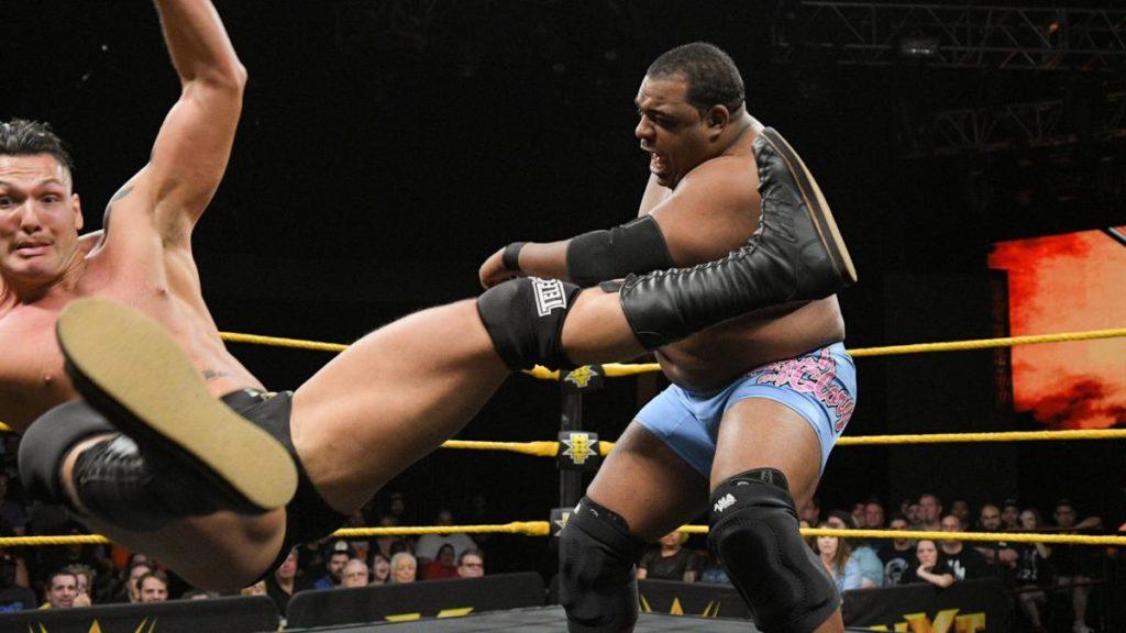 WWE NXT Lee