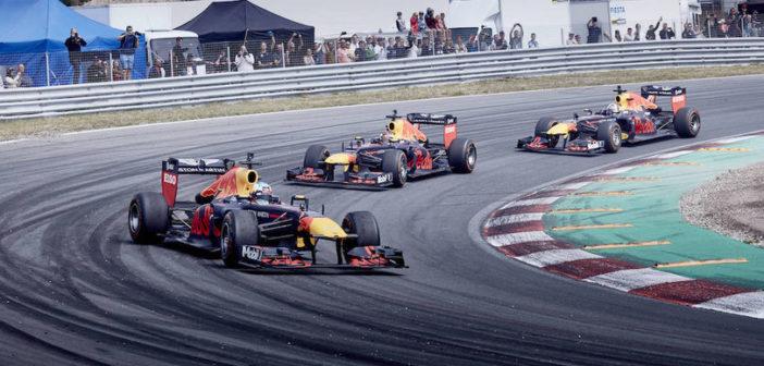 Zandvoort in F1