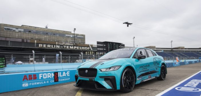 Jaguar eTrophy Berlino 2019