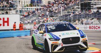 Jaguar eTrophy Monaco 2019