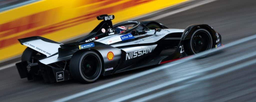 Nissan ePrix Parigi
