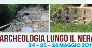 Locandina degli eventi che si terranno a Narni e Terni tra il 24 e il 26 maggio