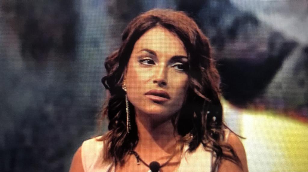 """""""Francesca De André - Photo Credit: © Mediaset""""       sesta puntata"""