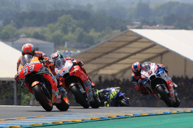 MotoGP orari GP Francia 2019