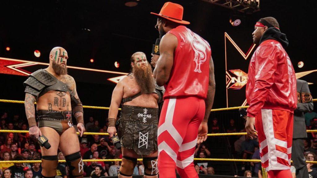 WWE NXT 15/05/19