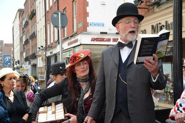 Bloomsday, foto dal web