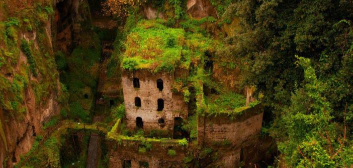 Italia abbandonata: 5 incredibili luoghi
