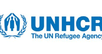 Il logo dell'UNHCR, promotore della Giornata Mondiale del Rifugiato