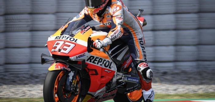 MotoGP gara GP Catalogna 2019   Vittoria di Marquez e strage degli innocenti