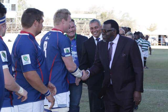 Namibia rugby